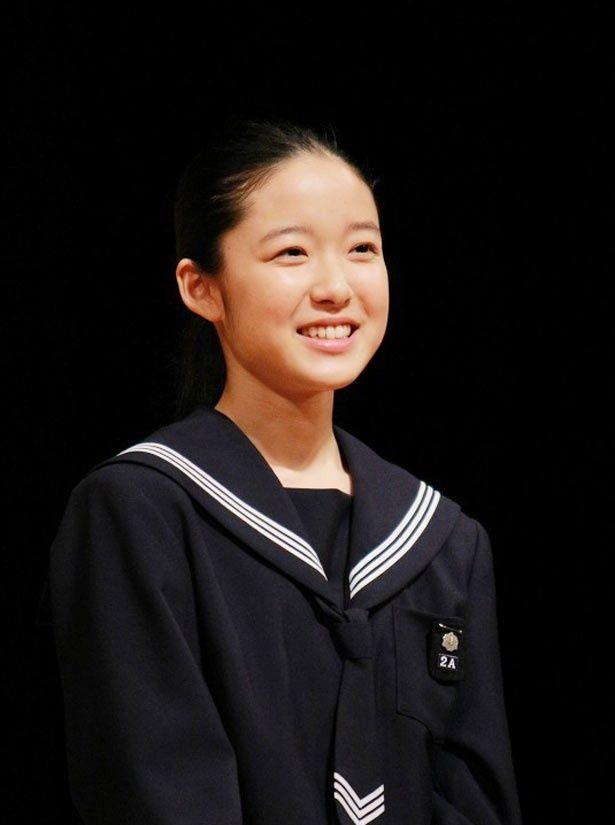 役名でデビューを飾った藤野涼子