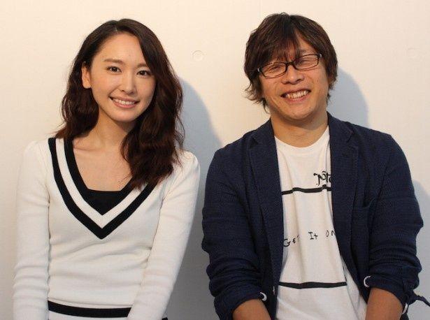 新垣結衣と三木孝浩監督、15歳を振り返る!