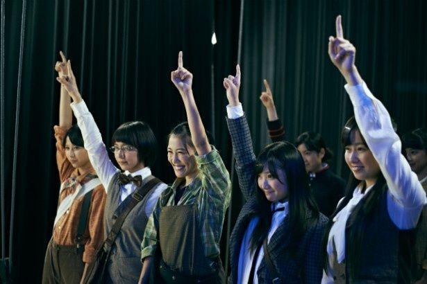果たして、富士ヶ丘高校の演劇部は、全国へと駒を進めることができるのか!?