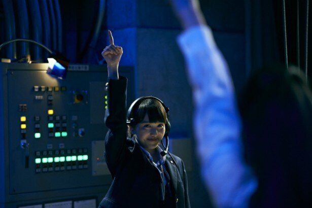 部長の高橋さおり(百田夏菜子)は、演出に徹することを決意