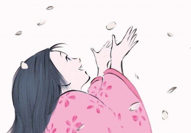 海外の映画賞も席巻した感動作「かぐや姫の物語」が3月13日(金)にテレビ初放送