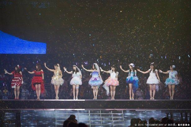 『アイドルの涙 DOCUMENTARY of SKE48』はメンバー卒業の裏側にも迫る