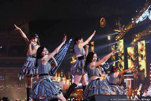 SKE48のことが良くわかる映画『アイドルの涙 DOCUMENTARY of SKE48』