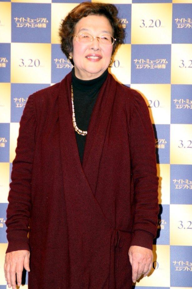 ロビン・ウィリアムズを追悼し、思い出を語った戸田奈津子