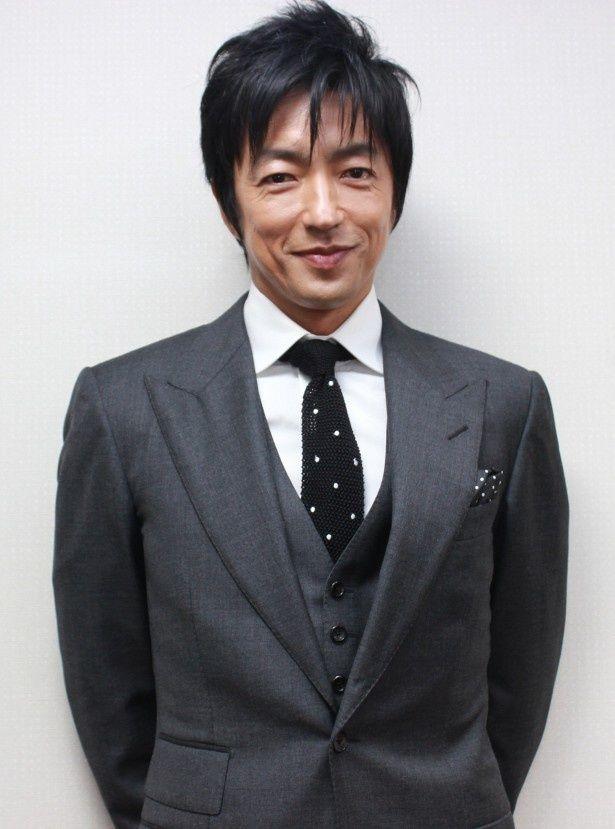 主人公の医師・島田航一郎役の大沢たかお