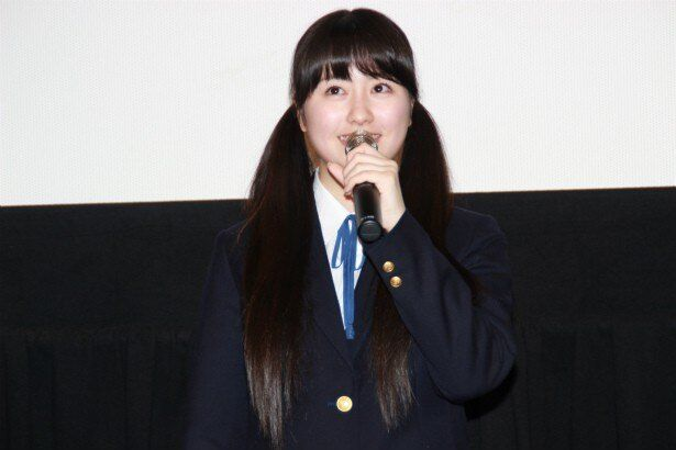 演劇部の2年生・加藤明美役の佐々木彩夏