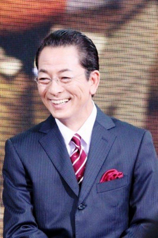 「相棒」シリーズで警視庁特命係の警部・杉下右京役の水谷豊