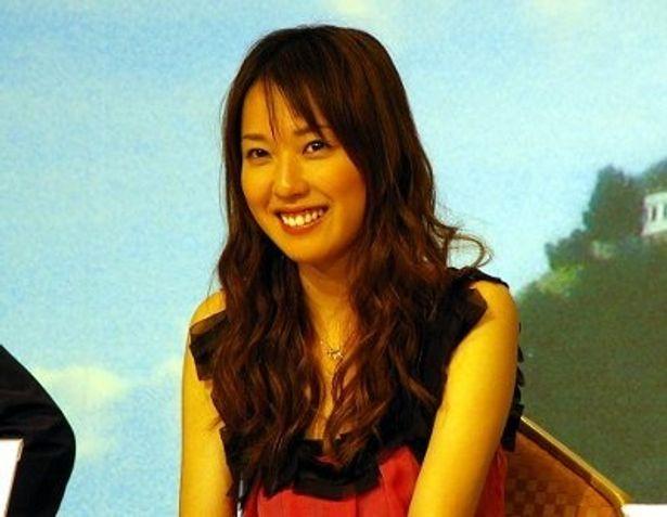戸田恵梨香は「すごく大きな作品に出させてもらって感情が高ぶってます」と語った