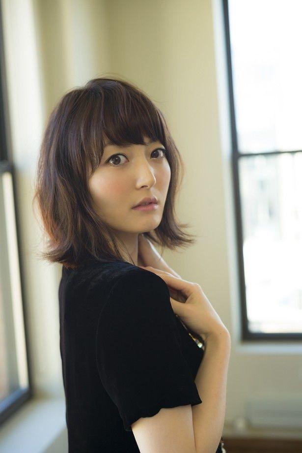実写作品初主演に挑んだ花澤香菜にインタビュー!