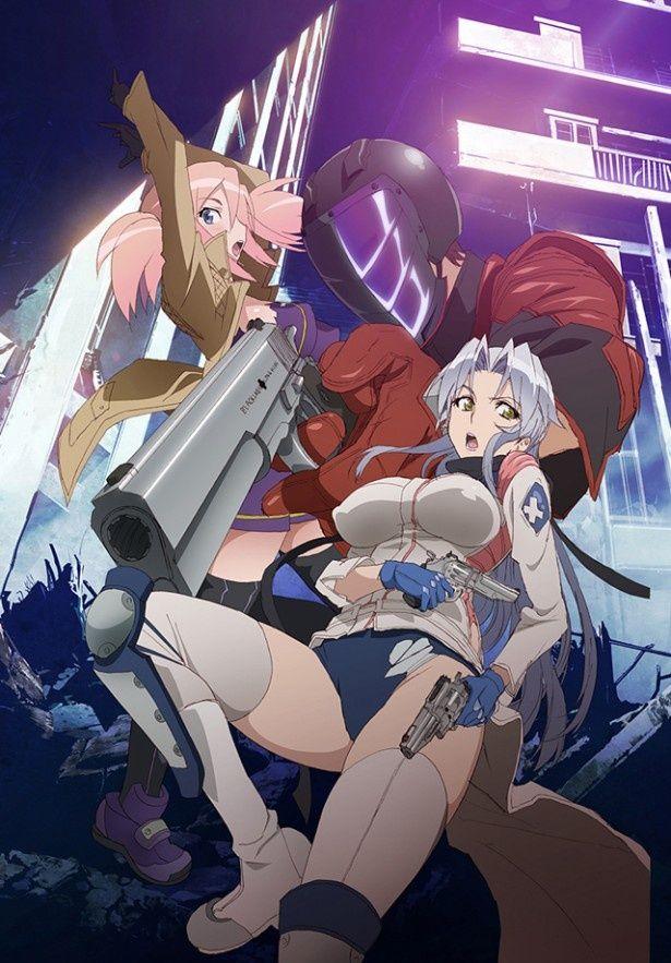 「トリアージX」のBlu-ray&DVD第1巻は6月26日(金)発売