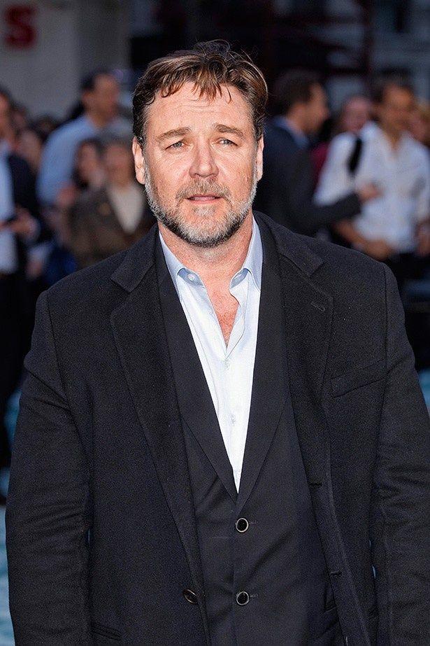 オーストラリアを代表する俳優として知られるラッセル・クロウ