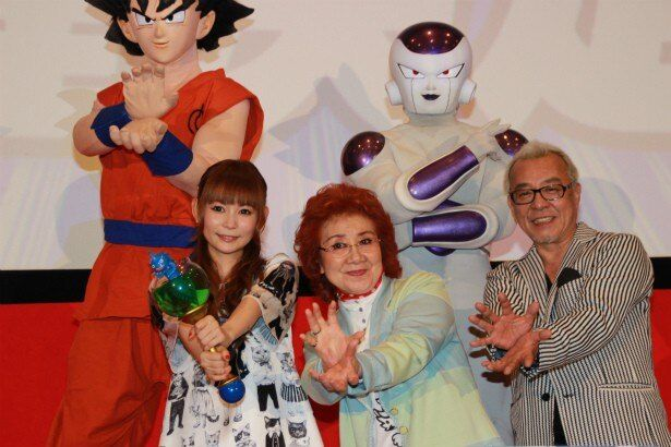 『ドラゴンボールZ 復活の「F」』の上映会が大盛況!」