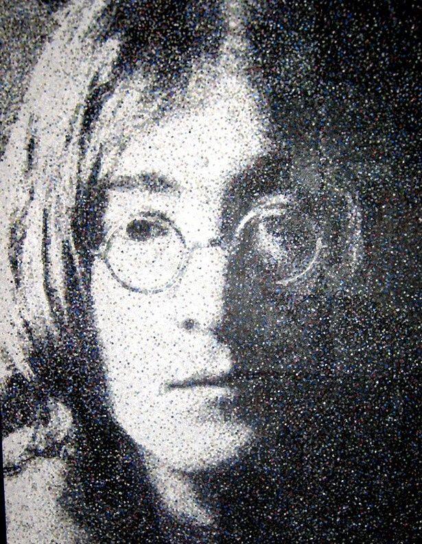 歌手アルマ・コーガンと不倫していたというジョン・レノン