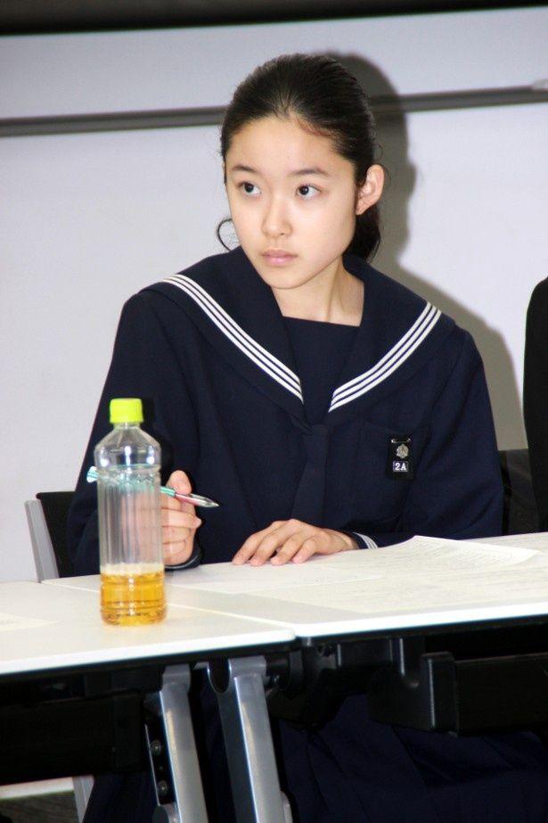 実際に模擬裁判に挑んだ『ソロモンの偽証』の藤野涼子