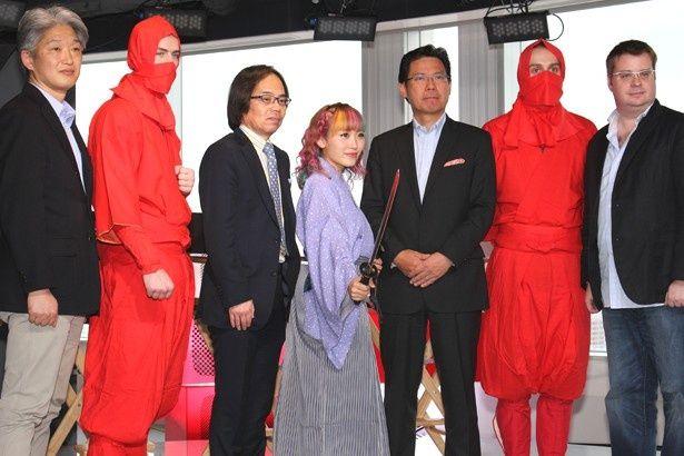 新プログラム「YouTube Space 時代劇 with 東映太秦映画村」が発表された
