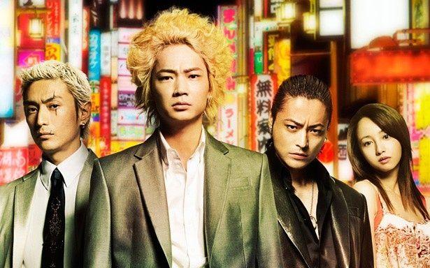 映画の舞台はアジア最大の歓楽街、新宿歌舞伎町!