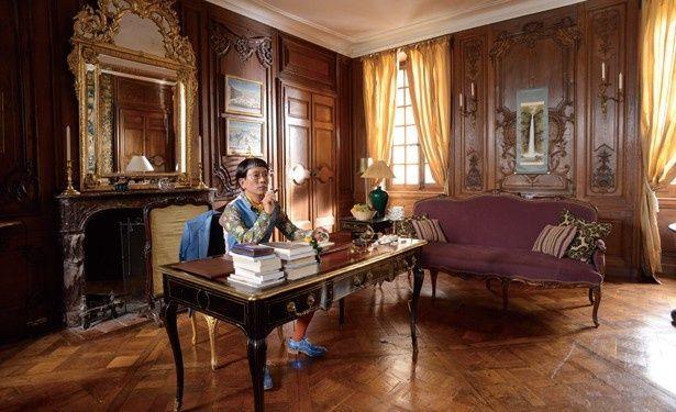 パリの一流ホテルを舞台にした『王妃の館』であらゆるドタバタ劇が展開!