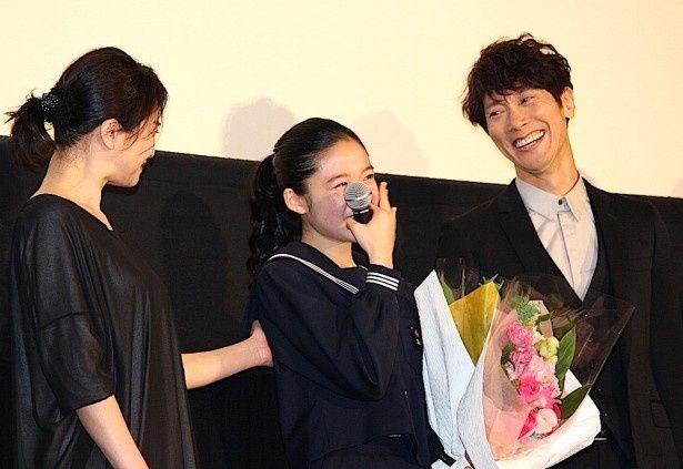 藤野涼子、佐々木蔵之介、夏川結衣との別れに号泣!