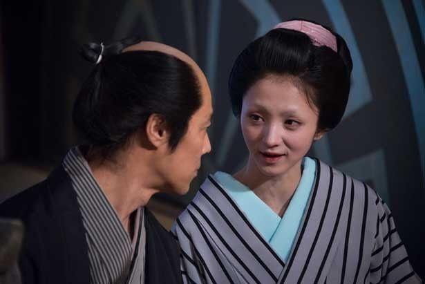演技派・満島ひかりが、江戸時代の粋な女性を好演
