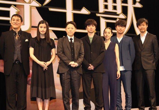 『寄生獣 完結編』は4月25日(土)公開