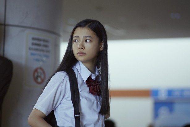 『トイレのピエタ』で魅力的なヒロインを演じた若手女優の杉咲花