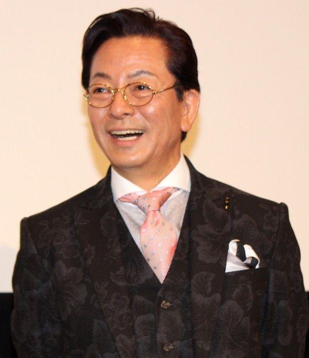 『王妃の館』で新たな右京役を演じる水谷豊