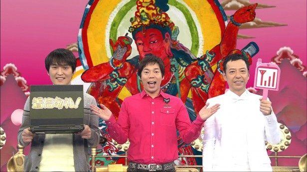 18日(土)放送「着信御礼!ケータイ大喜利」は連続テレビ小説「まれ」とのコラボSP
