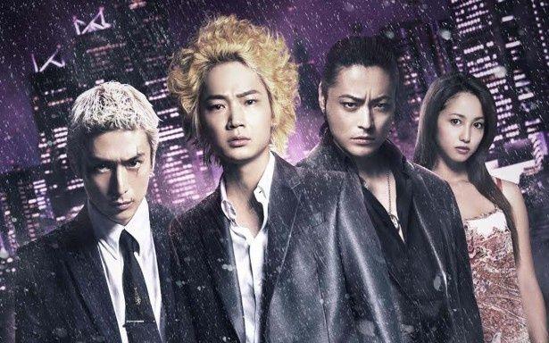 5月30日(土)から公開の映画「新宿スワン」を、劇場公開より前の5月7日(木)に「dTV」にて先行配信