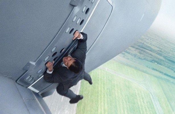 トム演じるイーサン・ハントは最大のミッションに挑む!