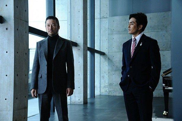 浅野忠信、北村一輝ら実力派俳優が顔をそろえる