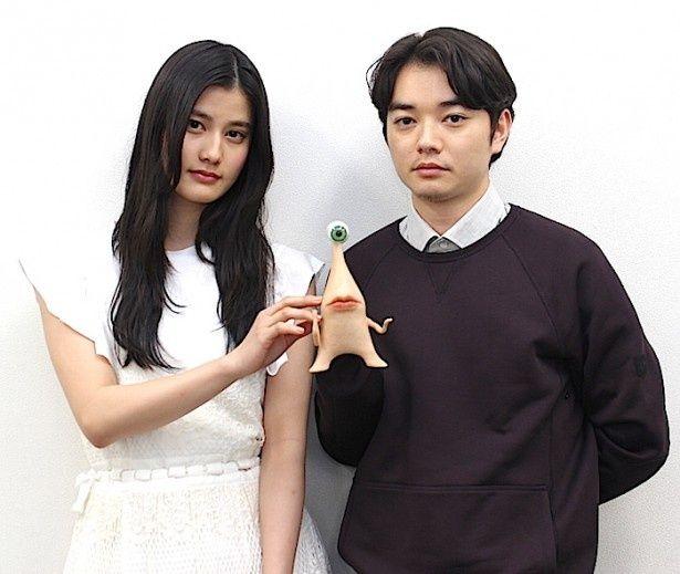 染谷将太&橋本愛、『寄生獣 完結編』を語る!