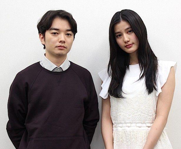 【写真を見る】染谷将太と橋本愛を直撃。『寄生獣 完結編』の里美は「愛の象徴」と語る
