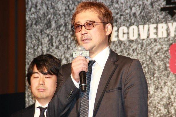 メガホンをとった平野俊一監督