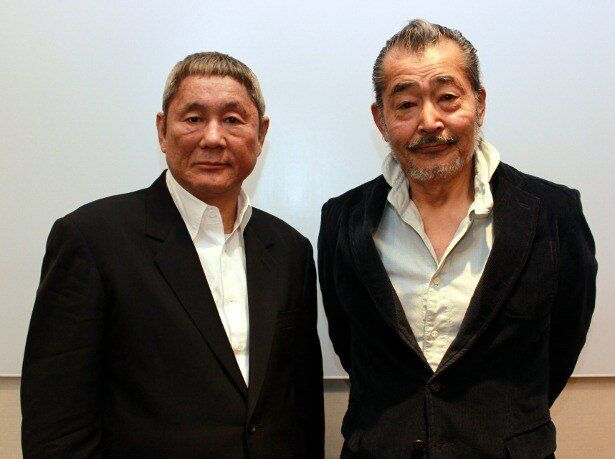 『龍三と七人の子分たち』の藤竜也と北野武監督を直撃!