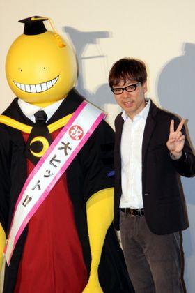 山田涼介、『映画 暗殺教室』続編製作にびっくり!