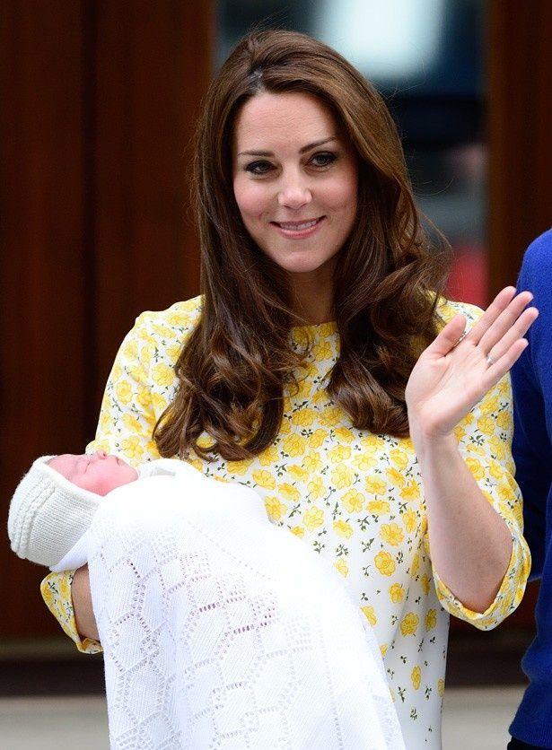 シャーロット王女に凄腕の女性ボディガードが!