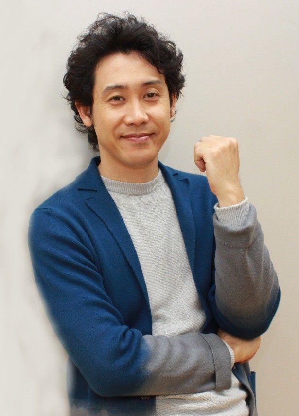 原田眞人監督の現場をとても楽んだと言う大泉洋