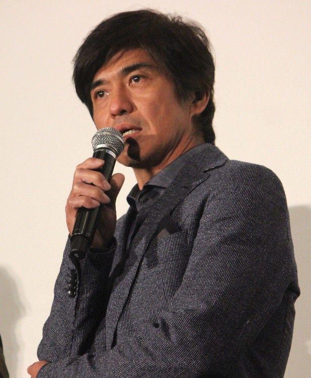 佐藤浩市が父・三國連太郎のエピソードについて語った