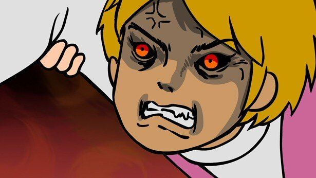 『天才バカヴォン~蘇るフランダースの犬~』の悪に染まったネロのビジュアルが強烈!
