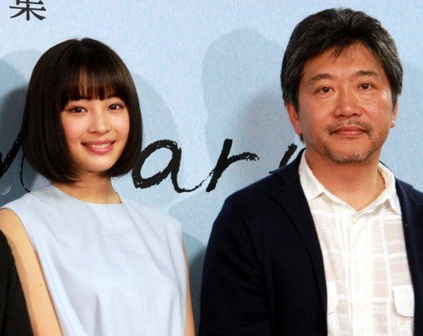 広瀬すずが是枝裕和監督について「かわいい」とコメント