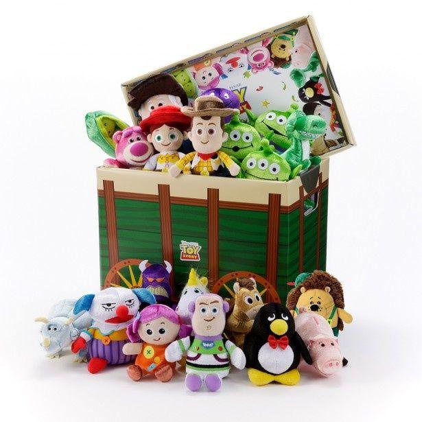 限定発売の「トイ・ストーリー ビーンズコレクションボックス」(2万7000円)。カウボーイ人形ウッディの持ち主の少年、アンディのおもちゃ箱をイメージ ※写真はイメージ