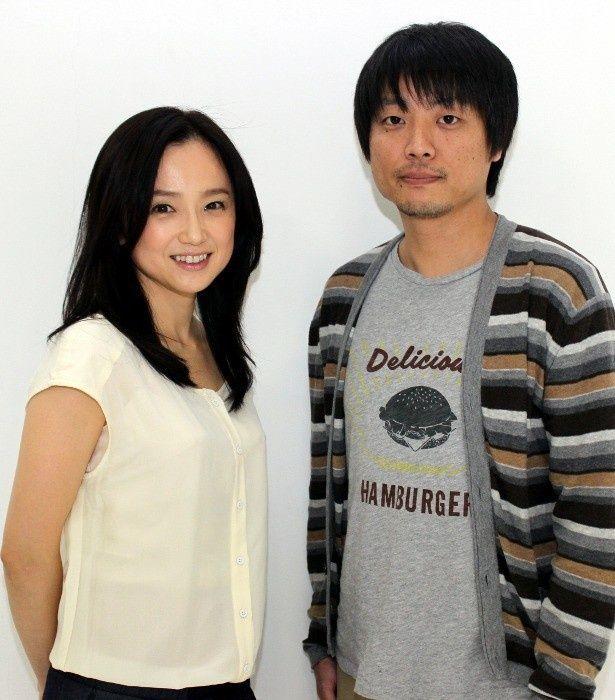 『夫婦フーフー日記』の永作博美と前田弘二監督を直撃