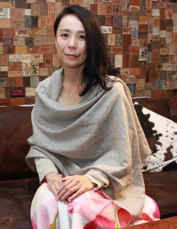 『あん』の河瀬直美監督にインタビュー