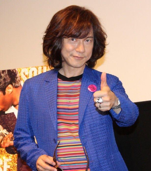 ダイアモンド☆ユカイ、JBとの共通点は「カツラに間違えられる」こと