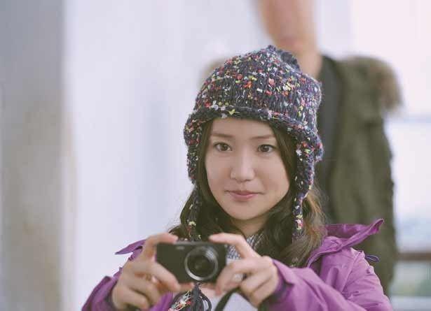 『ロマンス』でAKB卒業後映画初主演を務める大島優子