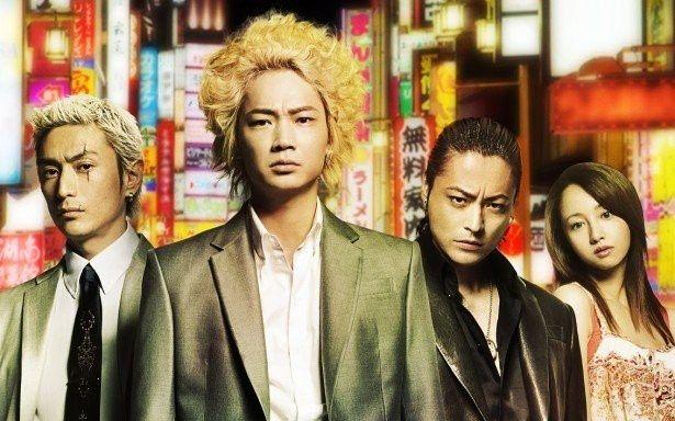 5月30日より公開スタートした「新宿スワン」が初登場1位にランクイン!