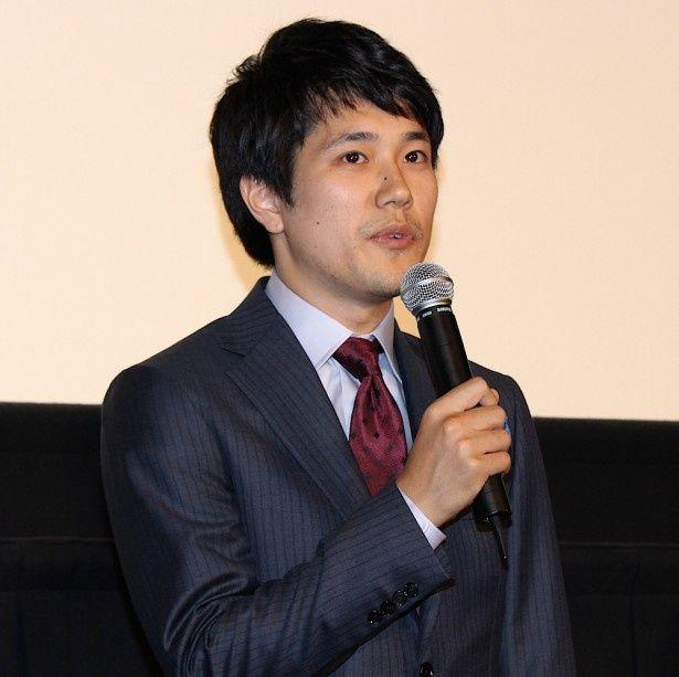 松山ケンイチ、SABU監督への愛を叫ぶ!