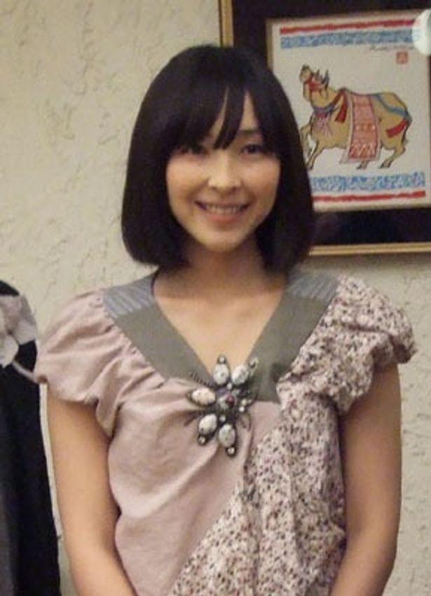 『おと・な・り』で運命の人に出会う主人公を演じた麻生久美子
