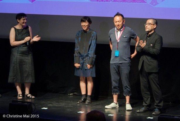 日本映画専門の映画祭、第15回ニッポン・コネクションに安藤サクラが参加