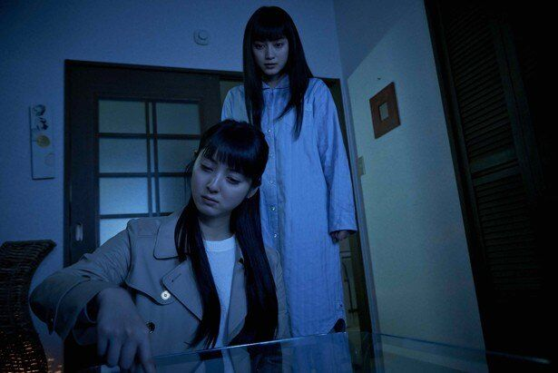 『呪怨 -ザ・ファイナル-』で姉妹を演じた平愛梨と佐々木希